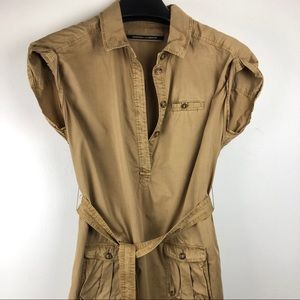 Daughters of the Liberation military style dress